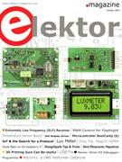 Elektor Magazine 10/1/2014
