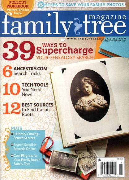 Family Tree Cover - 10/1/2014