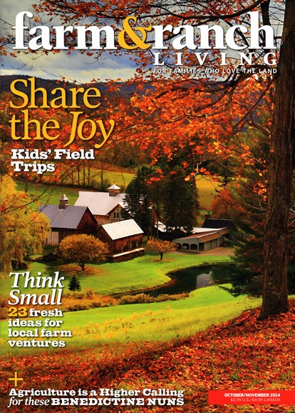 Farm & Ranch Living Cover - 10/1/2014