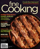 Fine Cooking Magazine 10/1/2014