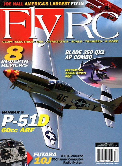Fly RC Cover - 10/1/2014