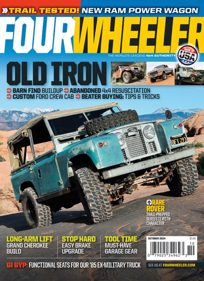 Four Wheeler Cover - 10/1/2014