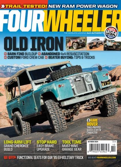 Four Wheeler Cover - 10/1/2014