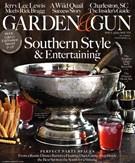 Garden & Gun Magazine 10/1/2014