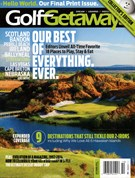 Golf Getaways Magazine 10/1/2014