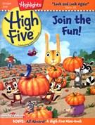 High Five Magazine 10/1/2014