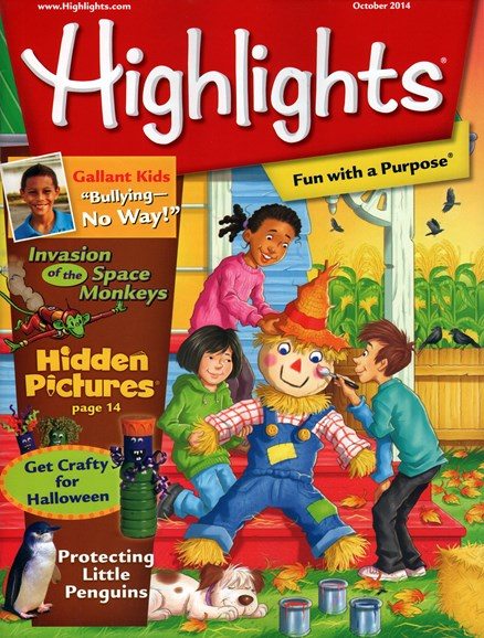 Highlights Cover - 10/1/2014