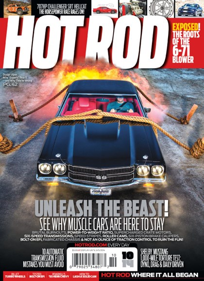 Hot Rod Cover - 10/1/2014