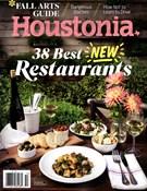 Houstonia Magazine 10/1/2014