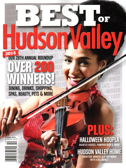 Hudson Valley Cover - 10/1/2014
