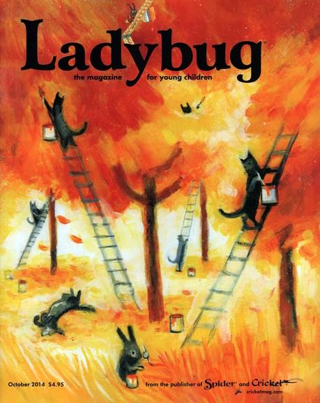 Ladybug Cover - 10/1/2014