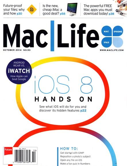 Mac | Life Cover - 10/1/2014