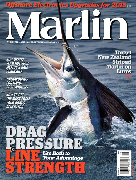 Marlin Cover - 10/1/2014