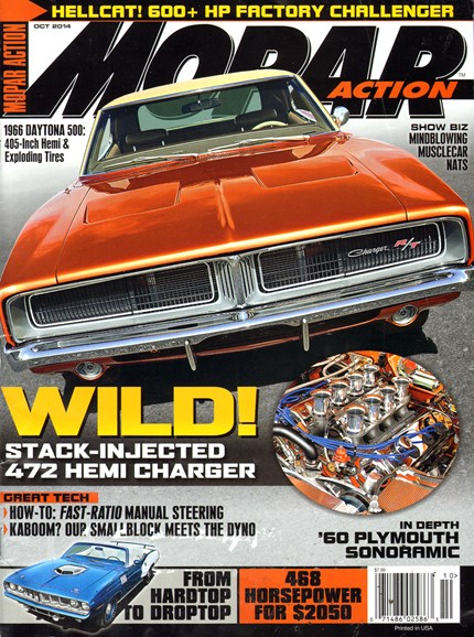 Mopar Action Cover - 10/1/2014