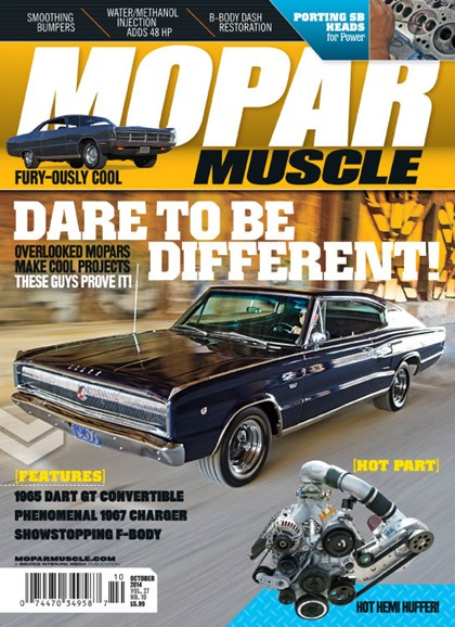 Mopar Muscle Cover - 10/1/2014