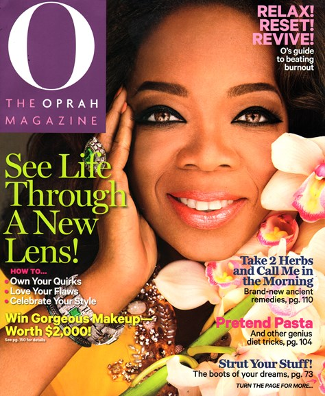 O The Oprah Cover - 10/1/2014