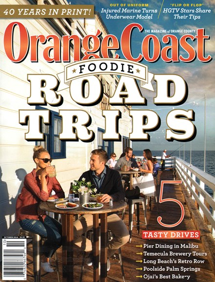 Orange Coast Cover - 10/1/2014