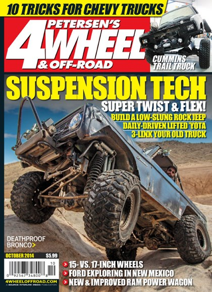 4 Wheel & Off-Road Cover - 10/1/2014