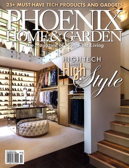 Phoenix Home & Garden Cover - 10/1/2014