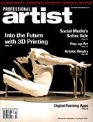 Professional Artist Magazine 10/1/2014