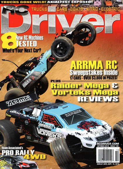 RC Driver Cover - 10/1/2014