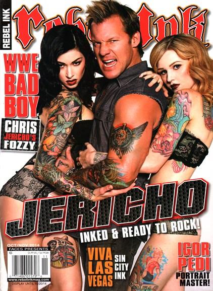 Rebel Ink Cover - 10/1/2014