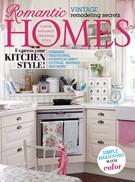 Romantic Homes Magazine 10/1/2014