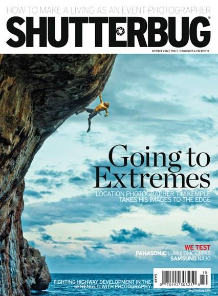 Shutterbug Cover - 10/1/2014