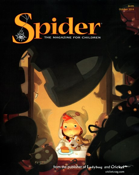 Spider Cover - 10/1/2014