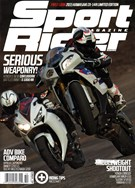 Sport Rider Magazine 10/1/2014