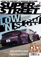 Super Street Magazine 10/1/2014