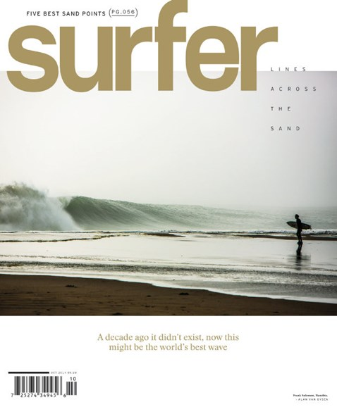 Surfer Cover - 10/1/2014