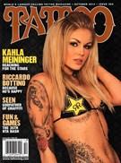 Tattoo Magazine 10/1/2014