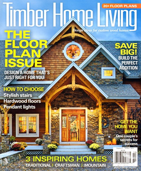 Timber Home Living Cover - 10/1/2014
