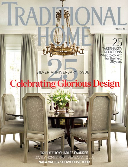 Traditional Home Cover - 10/1/2014