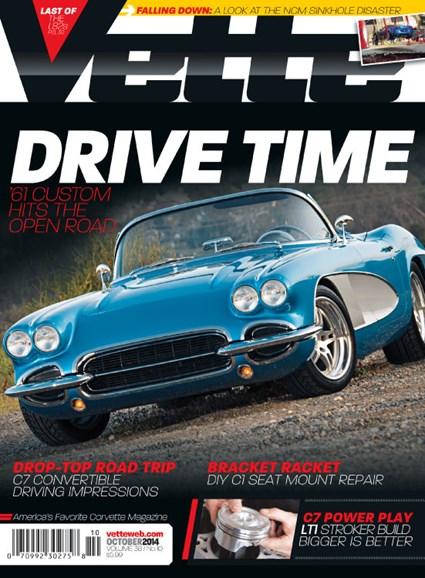 Vette Cover - 10/1/2014