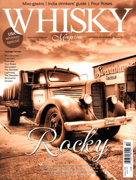 Whisky Cover - 10/1/2014