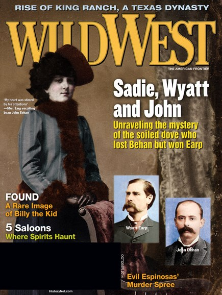 Wild West Cover - 10/1/2014