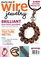 Step By Step Wire Jewelry Magazine 10/1/2014