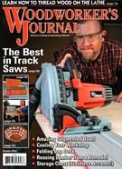 Woodworker's Journal Magazine 10/1/2014
