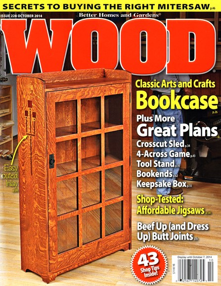 Wood Cover - 10/1/2014
