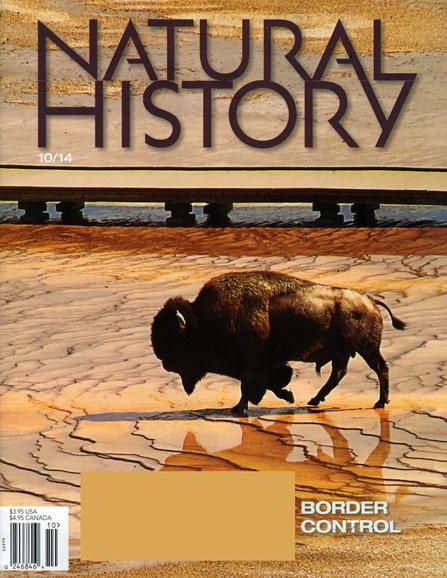 Natural History Cover - 10/1/2014