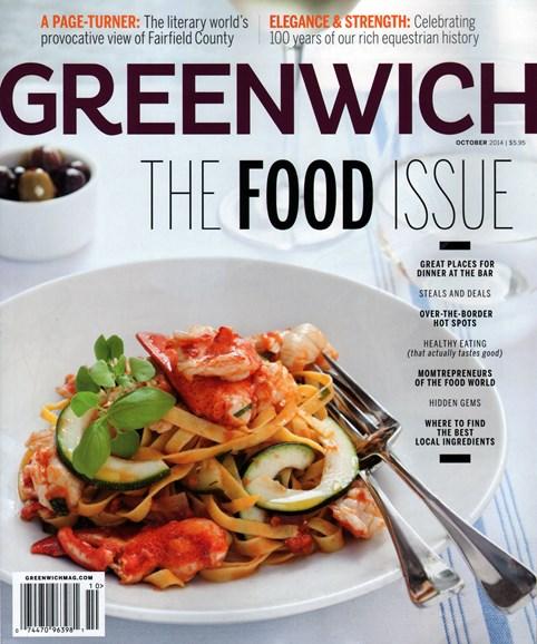 Greenwich Cover - 10/1/2014