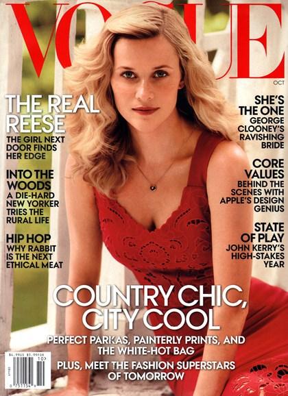 Vogue Cover - 10/1/2014