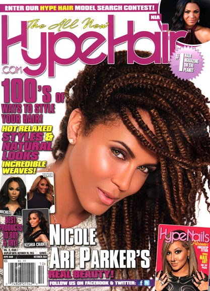 Hype Hair Cover - 10/1/2014