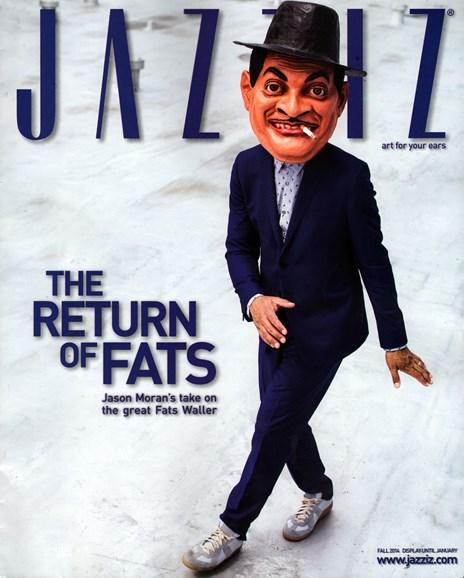 Jazziz Cover - 10/1/2014
