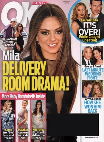 Ok! Cover - 10/6/2014