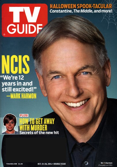 TV Guide Cover - 10/13/2014