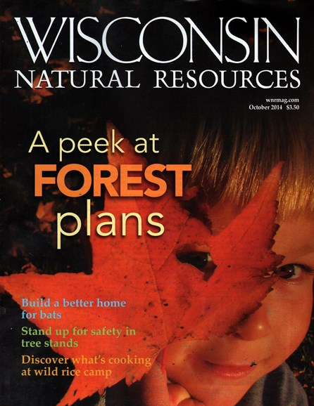 Wisconsin Natural Resources Cover - 10/1/2014