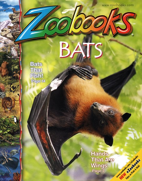 Zoobooks Cover - 9/1/2014